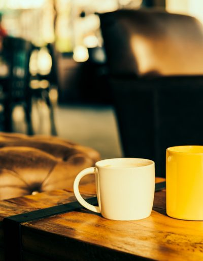 Cafe Coffee Cups