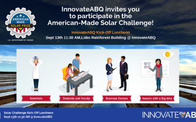 InnovateABQ Had a Great Kickoff for the American-Made Solar Challenge